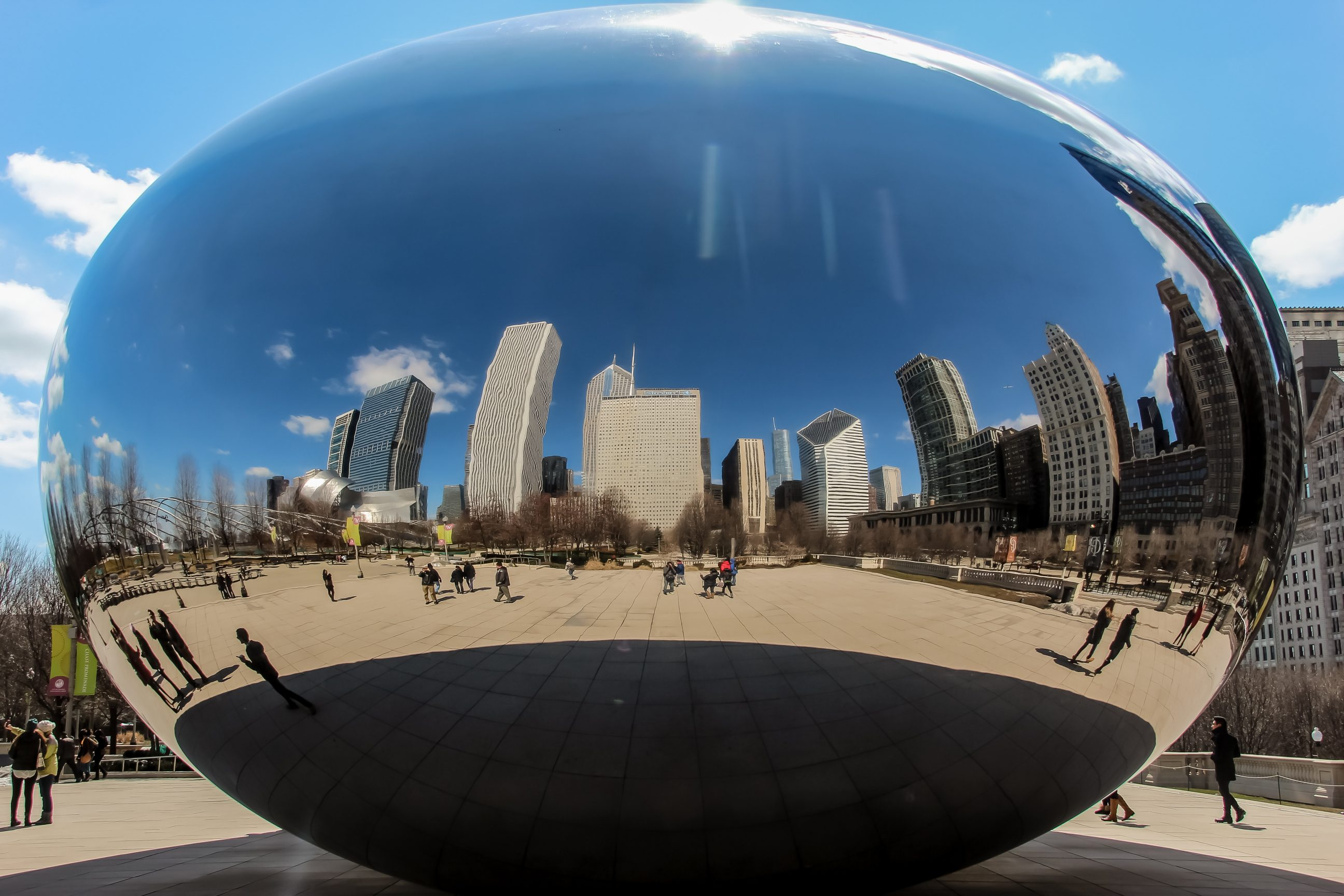 The Bean at Chicago