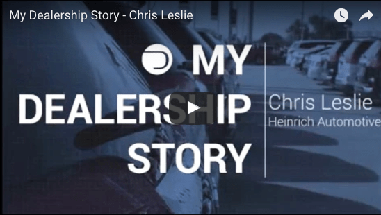 Driving Sales Dealership Story