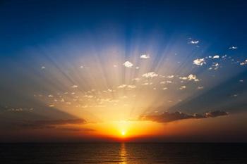 rhythm sunrise