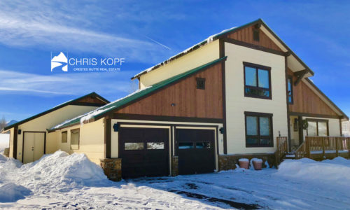 Crested butte co real estate - Your Perfect Choice