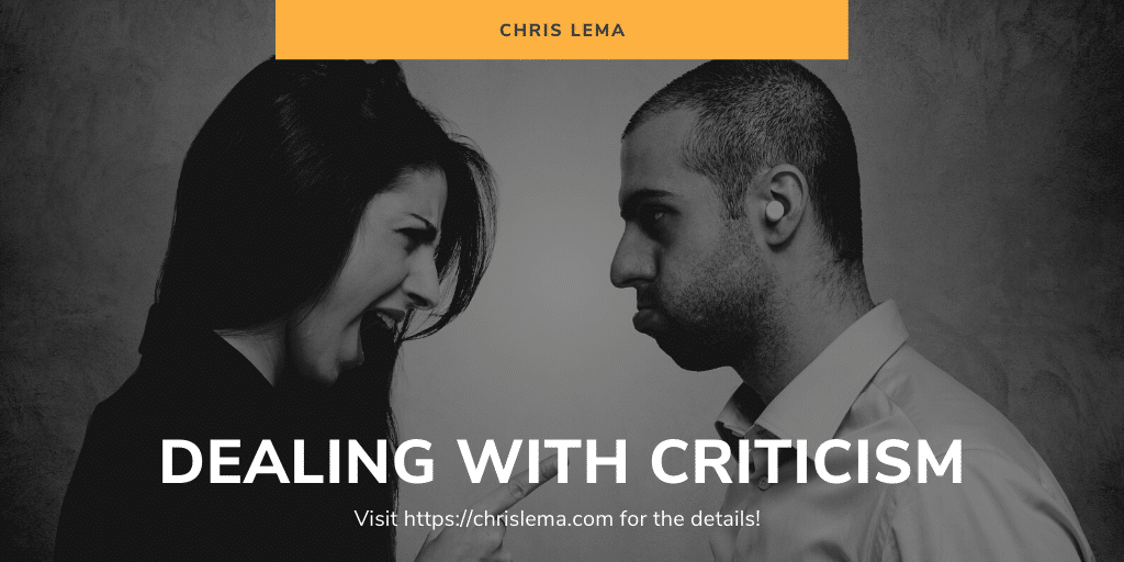 Creating Free Content & Dealing with Criticism