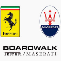Boardwalk Ferrari Maserati