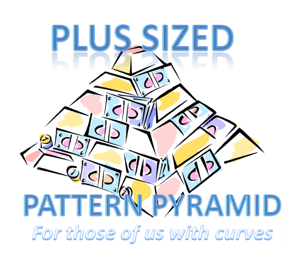 Plus Size Pattern Pyramid Winner Annoucement