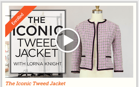 The Iconic Tweed Jacket with Lorna Knight
