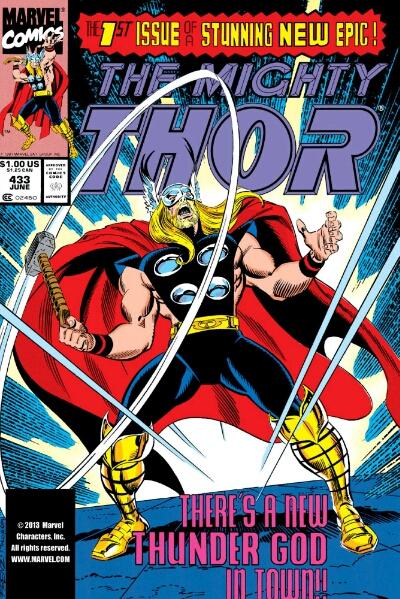 Thor #391-45