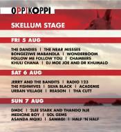Skellum Stage