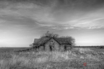 Abandoned Home, Roosevelt, OK