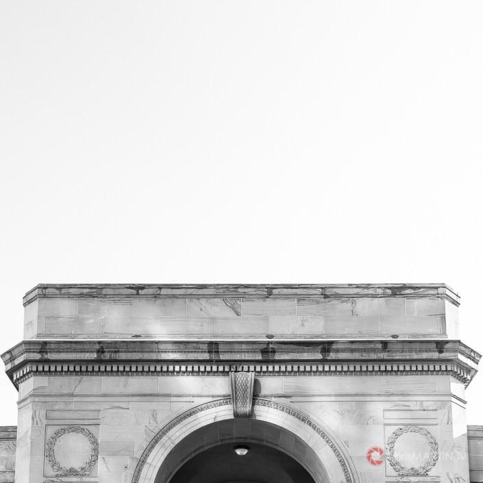 Civic Center Arch, Denver, CO