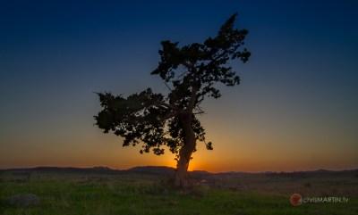 Sunset, Wichita Mountain Wildlife Refuge, Lawton, OK