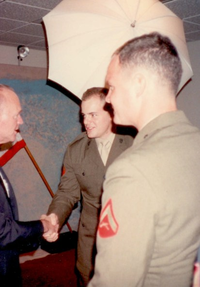 Senator Dennis DeConcinni - High Shooter Award