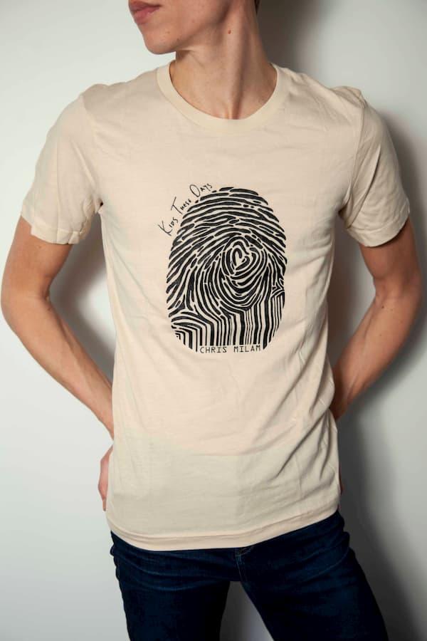 Kids These Days T-Shirt - Cream