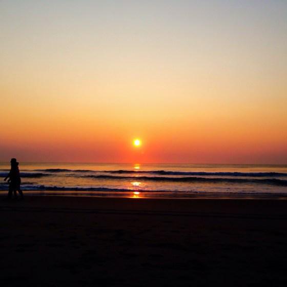 Outer Bank Sunrise