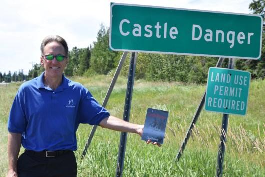 Fictional Castle Danger meets real Castle Danger