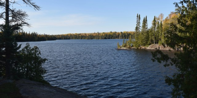 Sawbill Lake BWCAW
