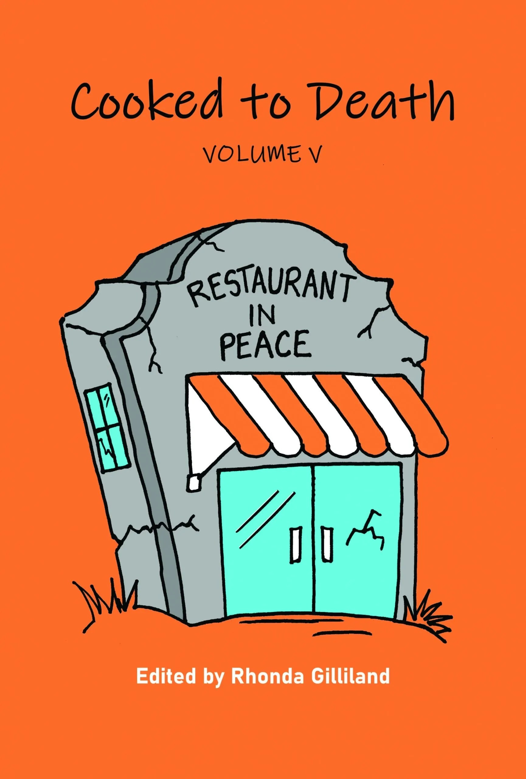 Cover of Cooked to Death, Vol.V