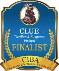 CLUE Finalist badge