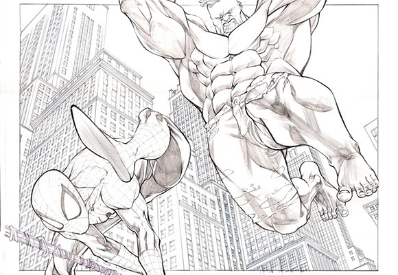Spidey_vs_Hulk_2_and_3_by_jusdog-580x400