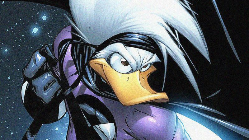 Interview With Edgar Delgado, Marvel Comics Colorist & Creator Of 'Ultra Duck' :: PWP #26