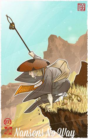 Illustration by Mark Morse
