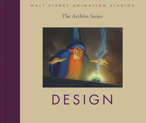 Walt Disney's Animation Studios The Archive Series: Design