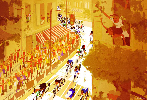 The Tour Pascal Campion
