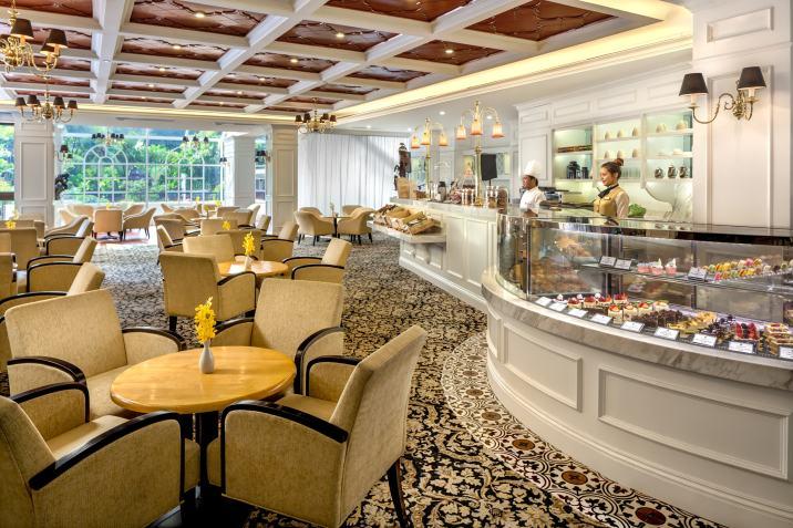 Interior Photography Tanglin Club Singapore Tea Room Restaurant 1080