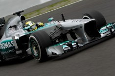 Nico Rosberg, 2013 Germany Grand Prix, Friday Practice (Image: Daimler AG)