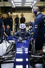 Valtteri Bottas in the Williams FW36 (Image: Williams F1 Team)