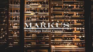 Restaurant Markus Wine Dinner