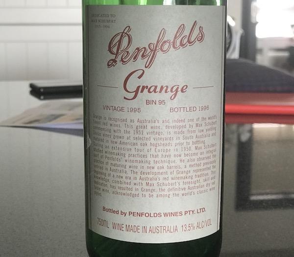 1995 Grange