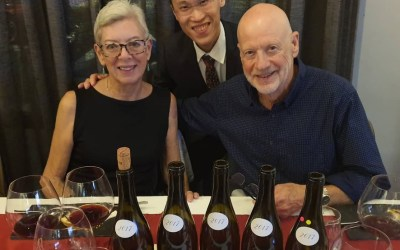 Wine Dinner at Restaurant Markus December 2019