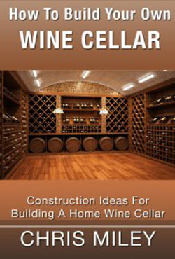 How to Build Your Own Wine Cellar, book cover