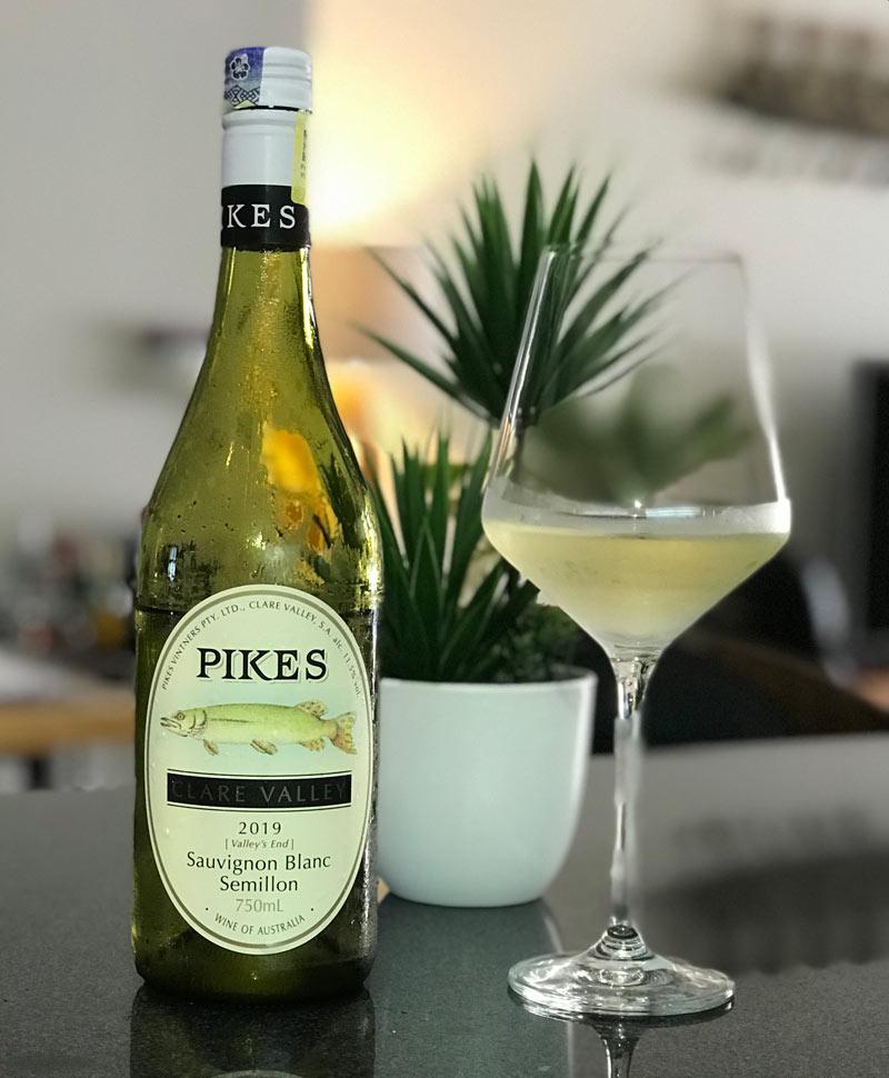 Pike's Sauv Blanc Semillon