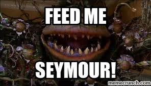 feed me seymour