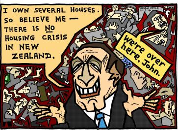 There is no housing crisis