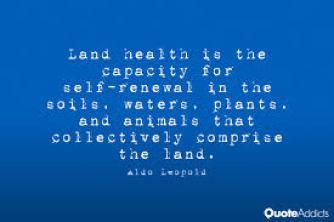 Land Health Leopold