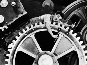 Modern times Chaplin