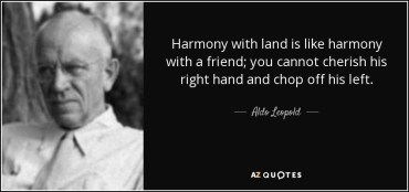 leopold-quote-harmony-with-land-is-like-harmony-with-a-friend-you-cannot-cherish-his-right-hand-and-aldo-leopold-17-31-05
