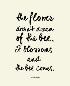 be-the-flower