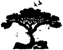 Gestalt tree & lions