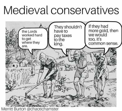 Medieval conservatives