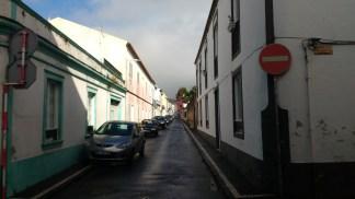 Ponta Delaga narrow streets