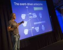 Building and deploying microservices with event sourcing, CQRS and