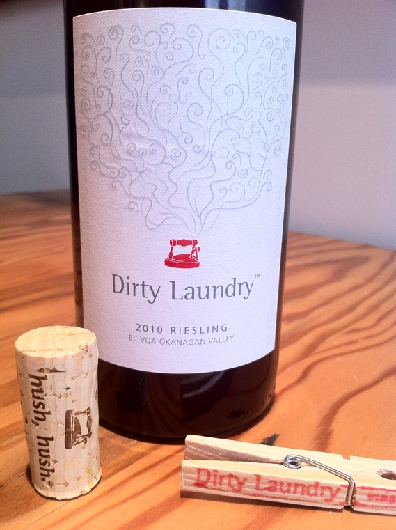 Dirty Laundry 2010 Riesling