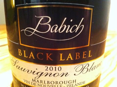 Babich 2010 Sauvignon Blanc