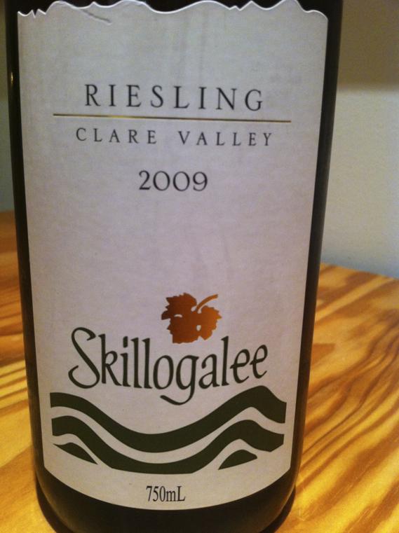 Skillogalee 2009 Riesling