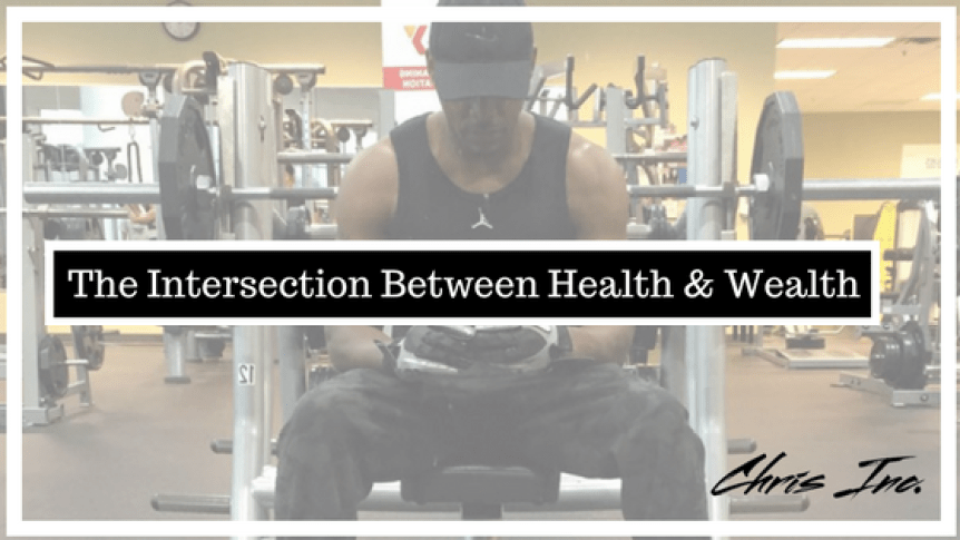 the intersection between health & wealth