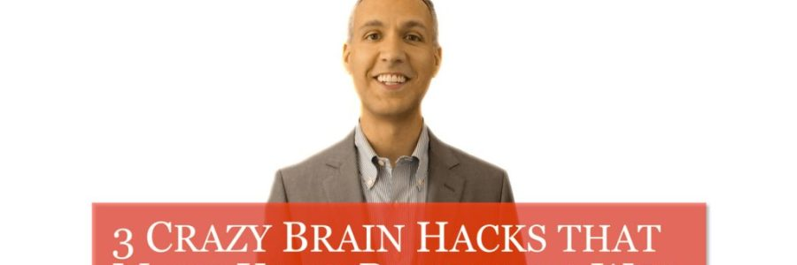 3 Brain Hacks that Make Your Proposals Win More