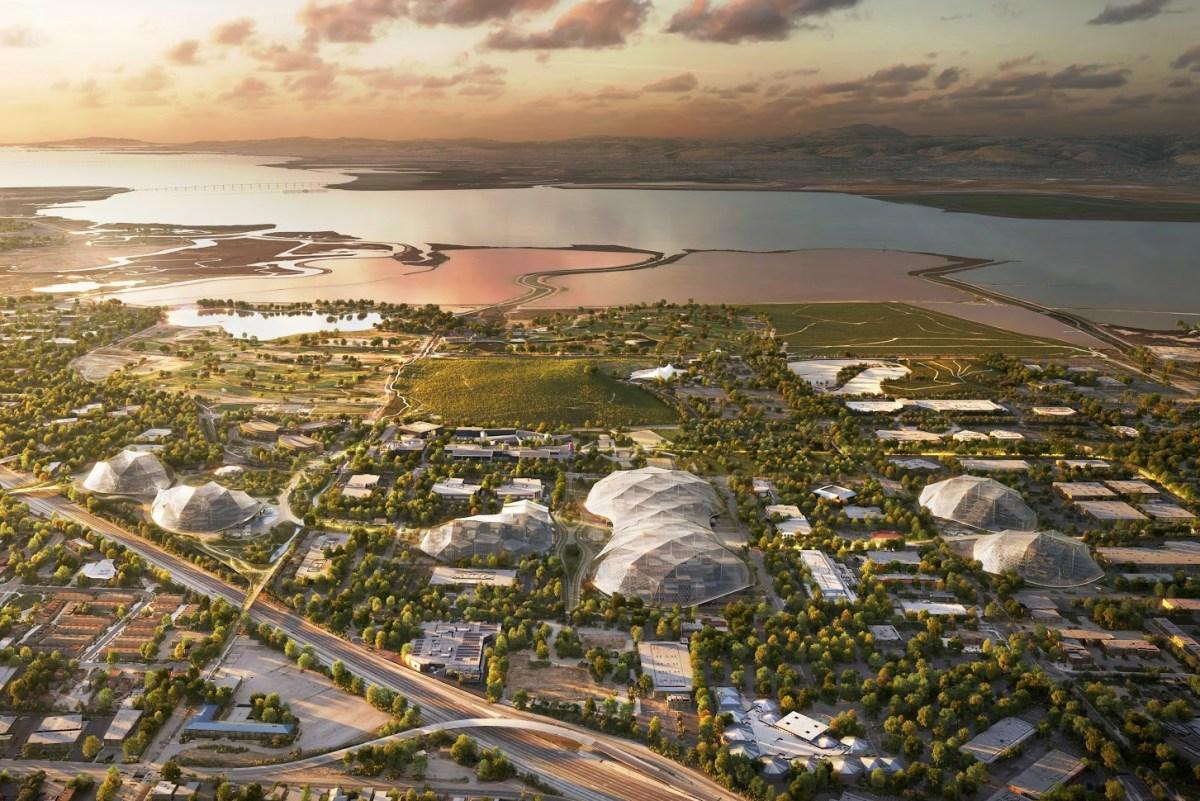 Nuevo Campus de Google