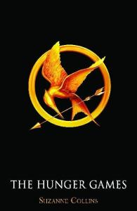 The Hunger Games - book cover